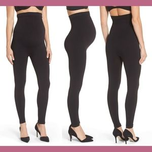 NEW $78 SPANX Mama Look at Me Now Seamless Legging